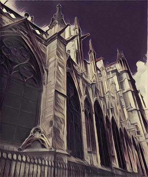 Notre Dameprocesseds
