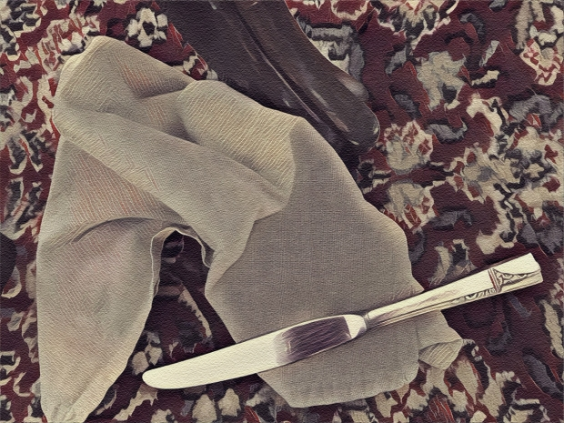 napkin & knifeps