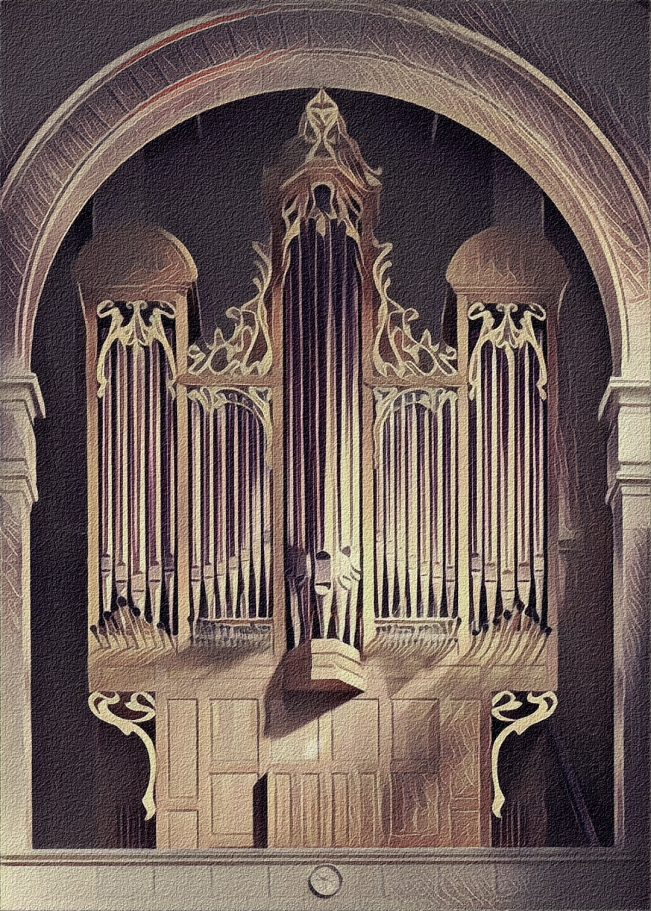 Pipe Organpp