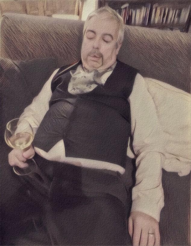 drunk sir john